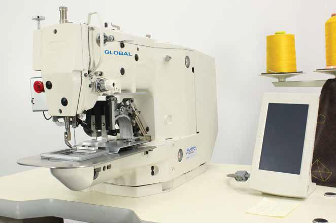 masina electronica de cusut dupa contur