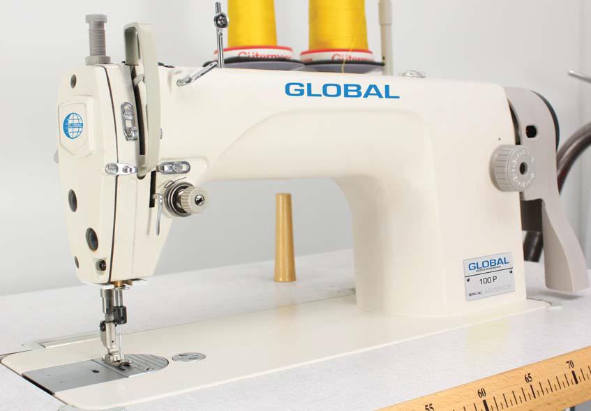 Masina pentru executat imitatie de cusatura manuala tip hand stitch