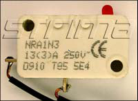 Micro comutator