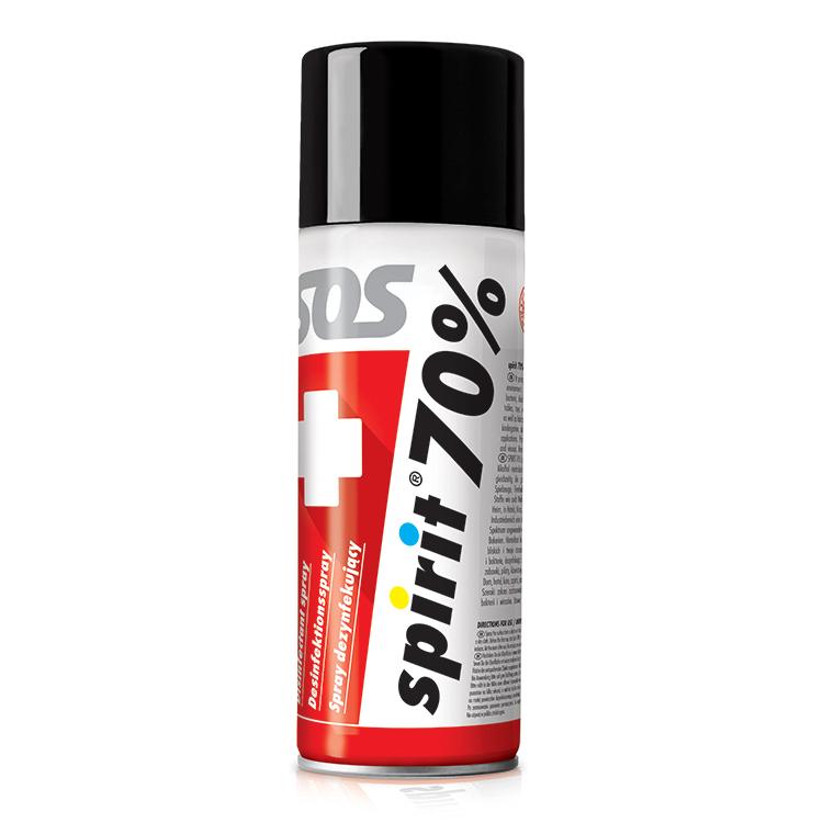 Spray 400ml igienizant pe baza de alcool